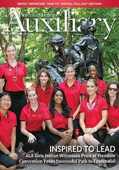 Auxiliary magazine, 2014, Vol. IV, November 2014