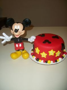 I've decided to let Ace have a smash cake again this year! :)