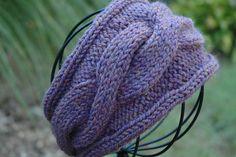 Ravelry: Cabled Headband pattern by Cheryl Beckerich, free