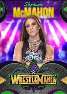 Wrestling Divas, Women's Wrestling, John Cena Wwe Champion, Wwe Wrestlemania 34, Wwe Stephanie Mcmahon, Mcmahon Family, Hottest Wwe Divas, Catch, Wwe Female Wrestlers