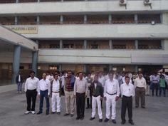 Republic Day At Amroli College