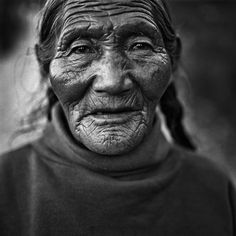 "Tibet,  photo extraite de la série  ""Portrait of a Culture in Exile"" de David Raccuglia."