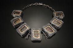 Becky McDonah. Arizona Collar: A Wearable Reliquary