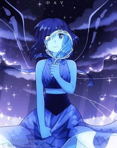 Lapis from Steven universe  It's so pretty! (Credits to owner)