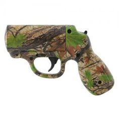 Mace Pepper Gun Distance Defense Spray, Camo with Holster  image 1