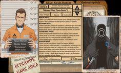 Arkham Files - Onomatopoeia by Roysovitch on DeviantArt
