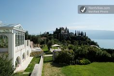 Image 0 of Photos of Beautiful Lake Garda Villa with Pool for Three Couples - Villa Garda - RentVillas.com
