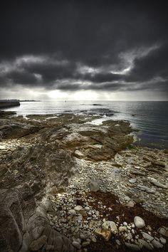 Quiberon ~ Marée Basse ~ Bretagne, Morbihan