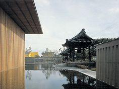 Architect Tadao Ando's Komyo-ji-Saijo Temple, Ehime, Japan