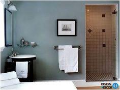 bathroom colorful