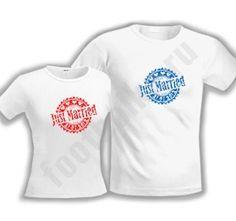 молодожены футболки - Поиск в Google