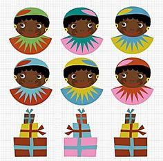 Diverse Traktatietips onder andere wanneer je (bijna) gelijk met Sinterklaas jarig bent.