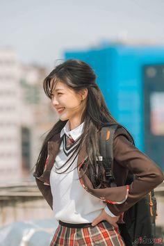 Korean Actresses, Korean Actors, Actors & Actresses, Drama Korea, Korean Drama, Kim Yoo Jung Fashion, Korean Picture, Kim You Jung, Baby Park