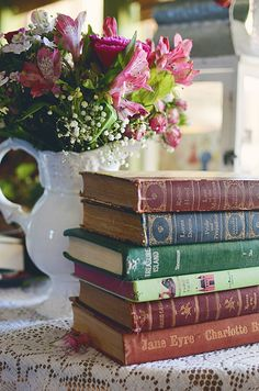 Books and Cupcakes A