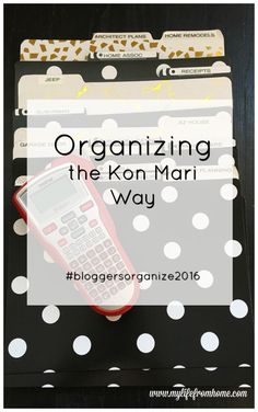 Kon Mari Organizing Project Paperwork I am so excited to be back with a Kon Mari monthly organizing post. I can't wait to share with you what I've been working on this month. I decided to tackle two things to begin my Organizing Paperwork, Paper Organization, Organizing Tips, Cleaning Tips, Organising, Diy Craft Projects, Craft Tutorials, Project Ideas, Konmari Method