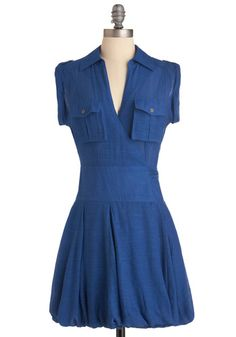 Under Cerulean Skies Dress  Certainly one I would wear all the time :D After I get over my ugly scars