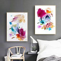 Canvas Wall Art, Canvas Prints, Nordic Art, Rooms Home Decor, Room Decor, Living Room Art, Abstract Wall Art, Poster Wall, Wall Art Decor