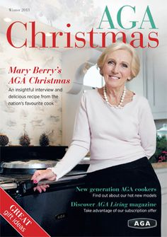 AGA (with Mary Berry)