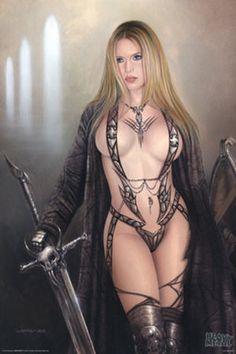 xxx Fantasy porn woman best photo warrior