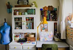 Berylune: Craft Room Envy - Amy's Sewing Corner