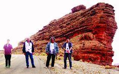 Vandar en la zona de los Altares  rumbo a Esquel. Chubut Patagonia Argentina