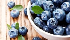 History of Blueberries