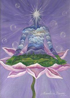 Blog - Susan Lee Woodward - 7th Chakra - The Grace Bank Account