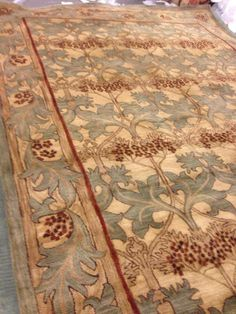 New Handmade Oriental Rugs Arrive At Green Front April 2014