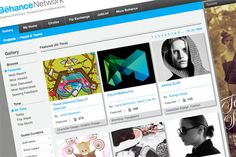 10 Solutions to Easily Create Your Online Portfolio | Spoon Graphics Blog