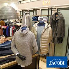 Die Herbst/Winter-Kollektion von BOSS ORANGE macht wunschlos glücklich. Jetzt bei uns in Köln.  #jacobi #modehausjacobi #modehaus #koeln #cologne #köln #boss #bossorange #hw2016