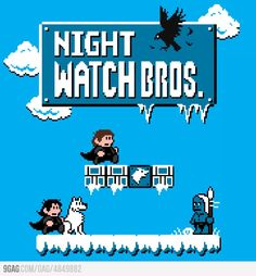 Night Watch Bros. (There is a husky on the bottom row)