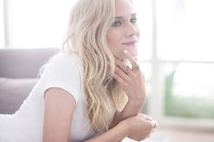 Diane Kruger Enchants in H. Stern Jewelry Campaign