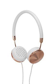 FRENDS - Layla Rose Gold headphones