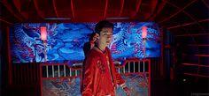 red velvet JOY x exo SEHUN - sweet monster 2017 skechers