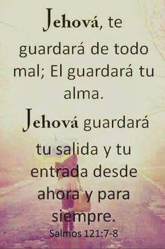 Jehova guardará