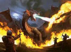 MTG Dragon