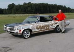 History wasn't at the forefront of Merle Green's mind when he purchased a 1966 Pontiac GTO in need of a full restoration in 1979. Description from blog.hemmings.com. I searched for this on bing.com/images