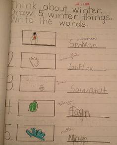 kindergarten :)