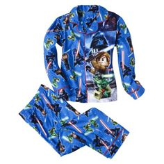 Star Wars Lego® Boys Pajama Set size 6 *and yes, he asked for jammies - LOL!