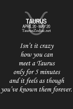 Taurus Facts at TaurusZodiac.net