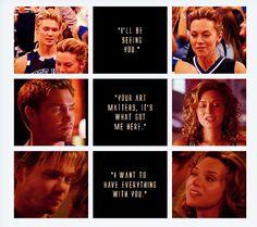 Lucas & Peyton, I miss them :/