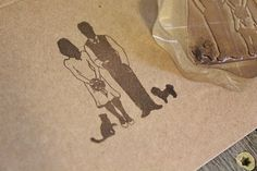 Hey, I found this really awesome Etsy listing at https://www.etsy.com/ca/listing/117990465/custom-wedding-stamp-2x3-inches