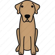Anatolian Shepherd Dog | Brown Edition | Dog Breed Cartoon | Download Your Breed Now! Then print it! Frame it! Love it! Or create your own memorabilia!