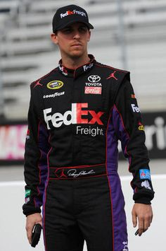 Denny Hamlin felt NASCAR disrespected him by fining him for comments he made about the new race car without talking to him first.