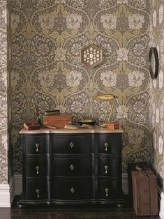 William Morris tapeter