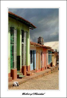 Colors of Trinidad - Trinidad, Sancti Spiritus, Cuba http://www.cuba-junky.com/sancti-spiritus/trinidad-home.htm