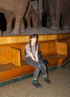 frankie cosmos has the cutest style
