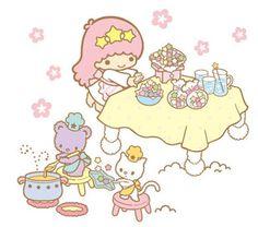 ひなまつり☆ の画像|LittleTwinStars Official★Blog Kiki&Lala Dreamy Diary