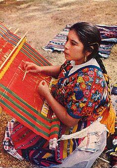 telar de cintura #México
