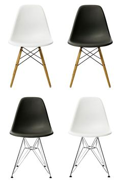 Vitra, DSR Chair, Eames